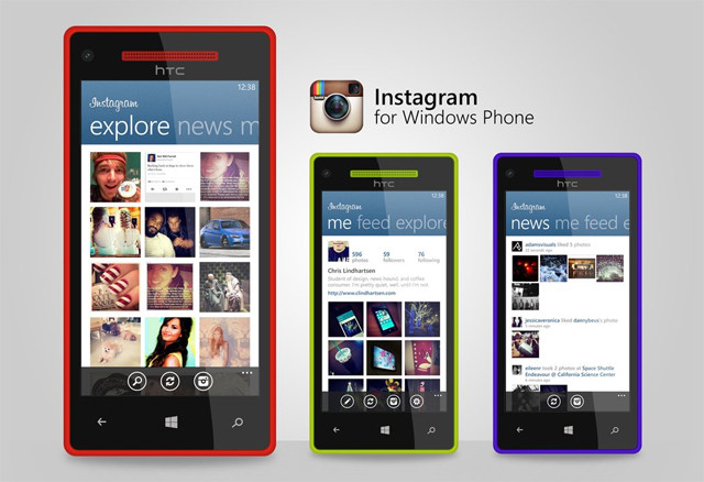 how to download instagram on windows phone