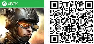 Modern Combat QR