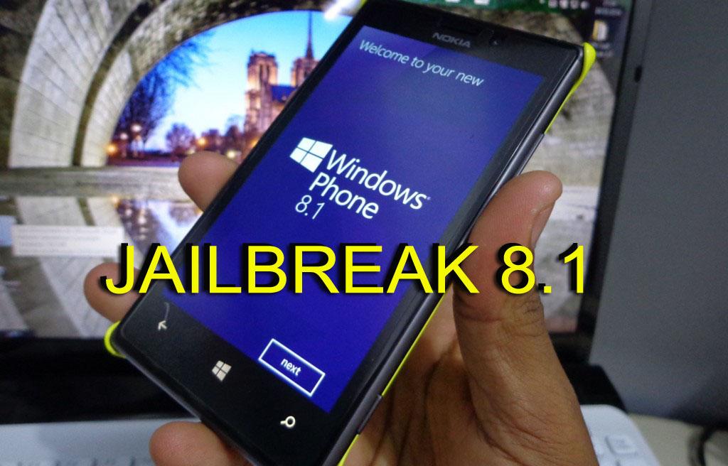 Jailbreak] Destravando Windows Phone 8 1 com SDK Lite! - Meu