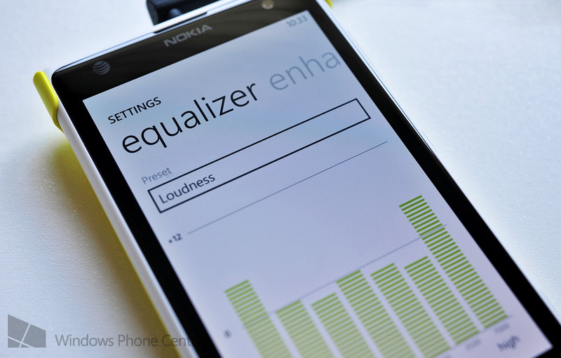 Hoje a Nokia atualizou seu aplicativo áudio exclusivo da linha Lumia