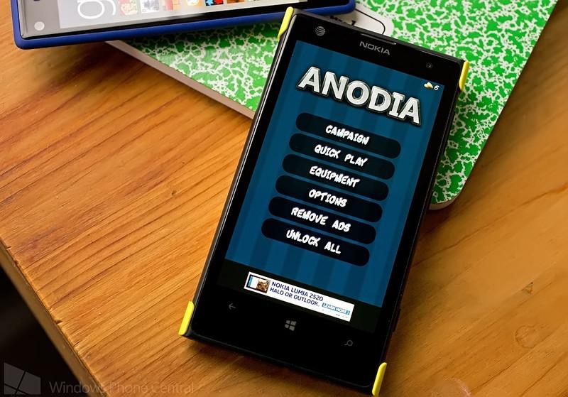 Anodia