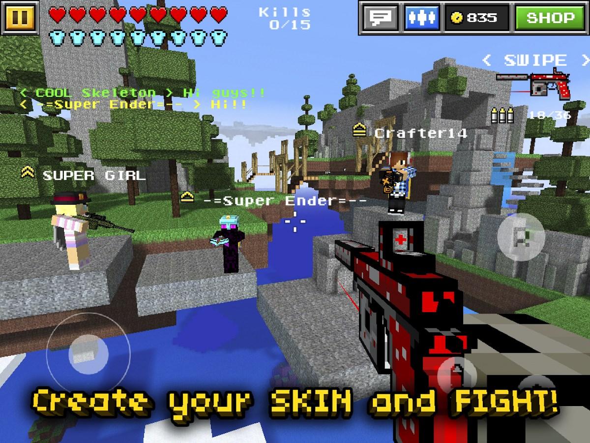 (Minecraft style) é atualizado com inúmeras novidades para Windows ...