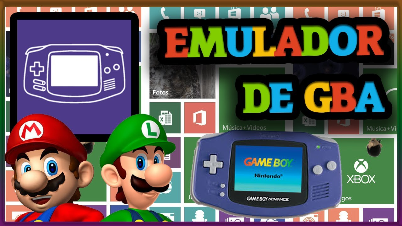 Gameboy color emulator windows phone - Vba8