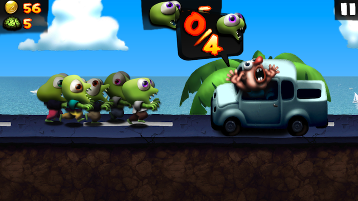 Zombie Tsunami apk for android, pc and ios