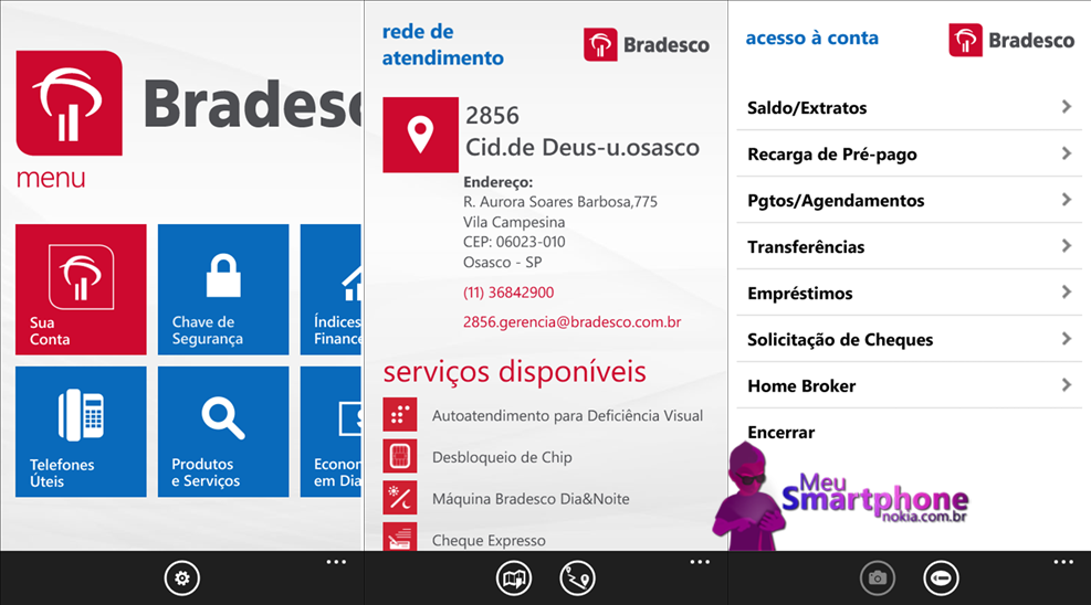Foto Reprodução - Windows Phone Store