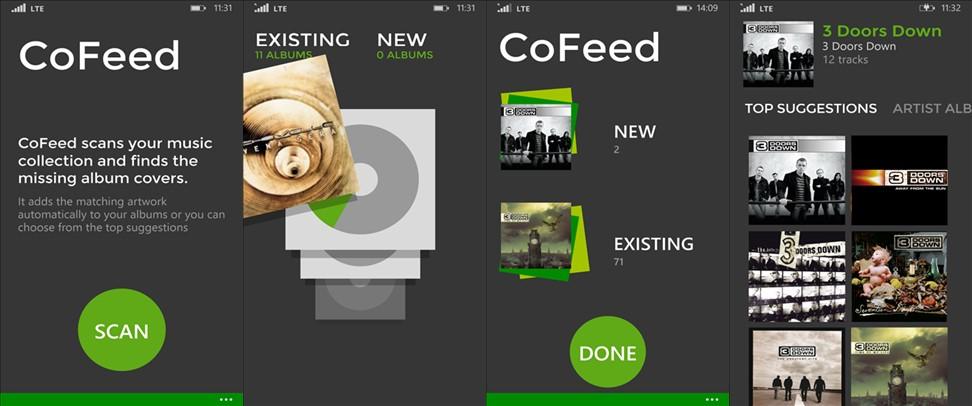 Cofeed