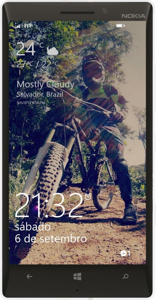 DeviceShot screen