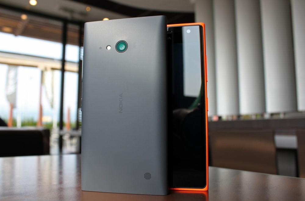 Lumia 735 Lumia 730