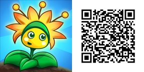 Angry Flowers QR