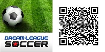 Dream League soccer QR