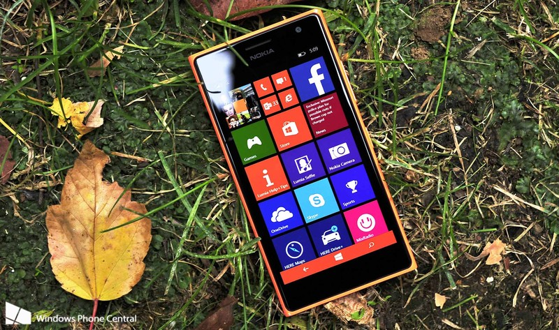 Lumia_735_oranage_ground_leaf
