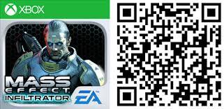 Mass Effect QR