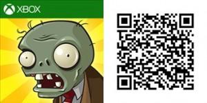 PLants vs Zombies QR