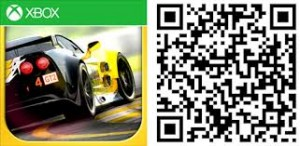 Real Racing 2 QR