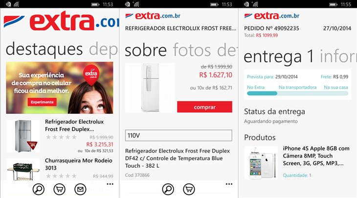 extra-loja-app-windows-phone