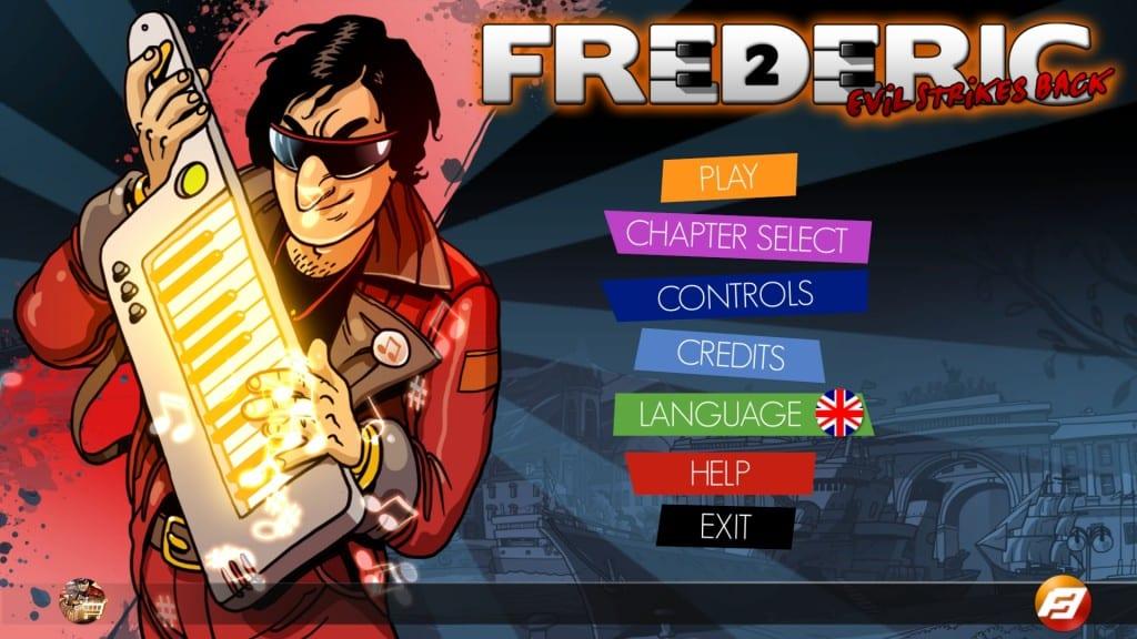 Frederic - Evil Strikes Back