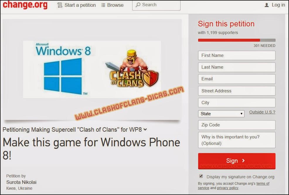 clash-of-clans-windows-phone-peticao