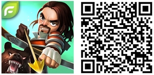 Call-of-Arena QR