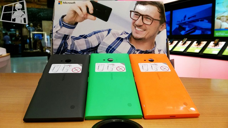 tampas Lumia 730