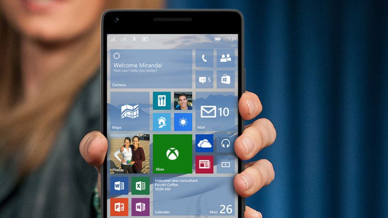 windows-10 mobile