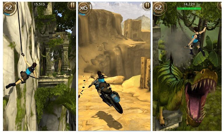 Lara-croft Tom Rider