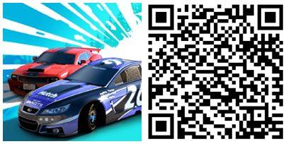Smash Bandits Racing QR