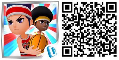 Swipe Basketball 2 QR