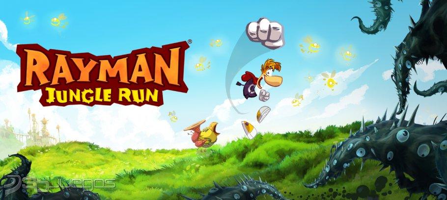 لعبه Rayman Jungle Run v2.3.3 مدفوعه ومهكره جاهزه (تحديث)