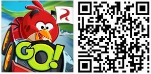 Angry-Bird-Go QR