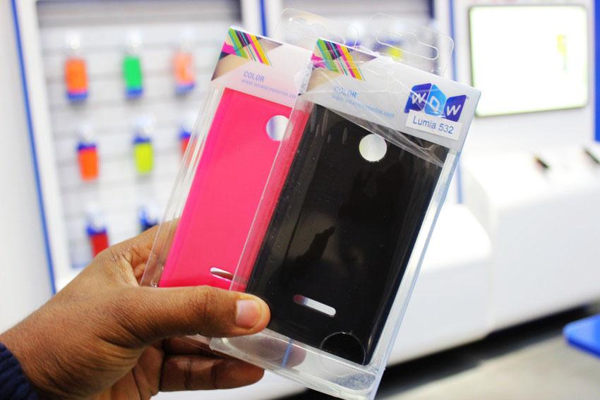 Capa Lumia 532