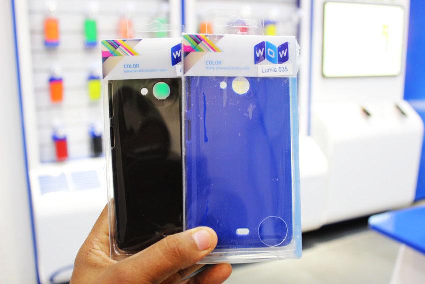 Capa Lumia 535