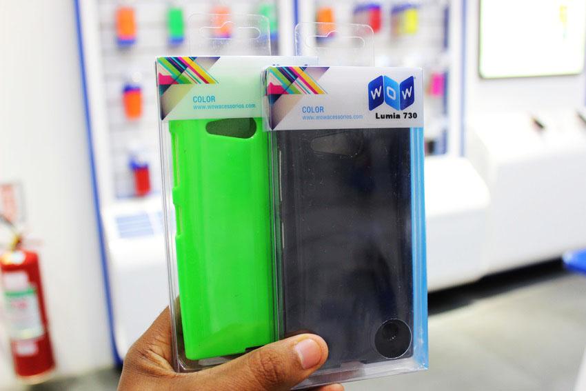 Capa Lumia 730