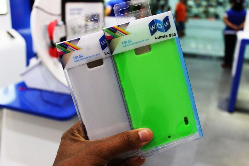Capa Lumia 930