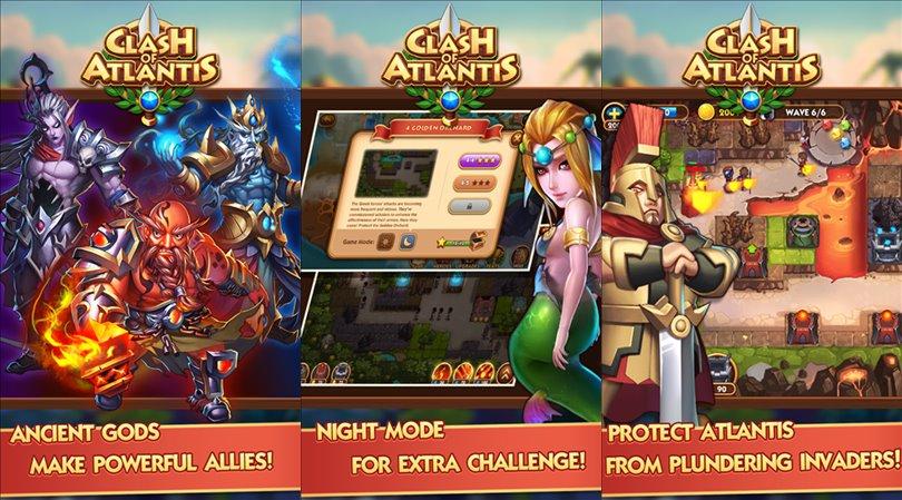Clash of Atlantis