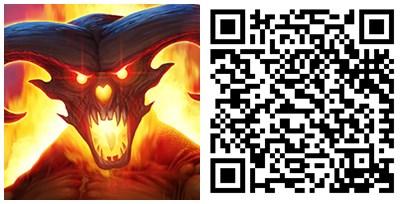 Devil & Demons QR