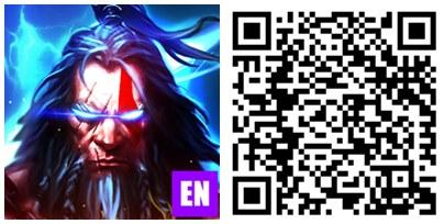God of Dark War QR