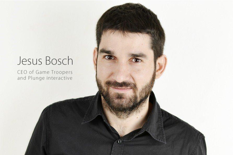 Jesus-bosch