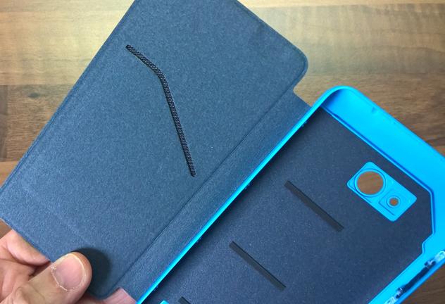 Lumia-640-Cyan-Flip-Case-cover