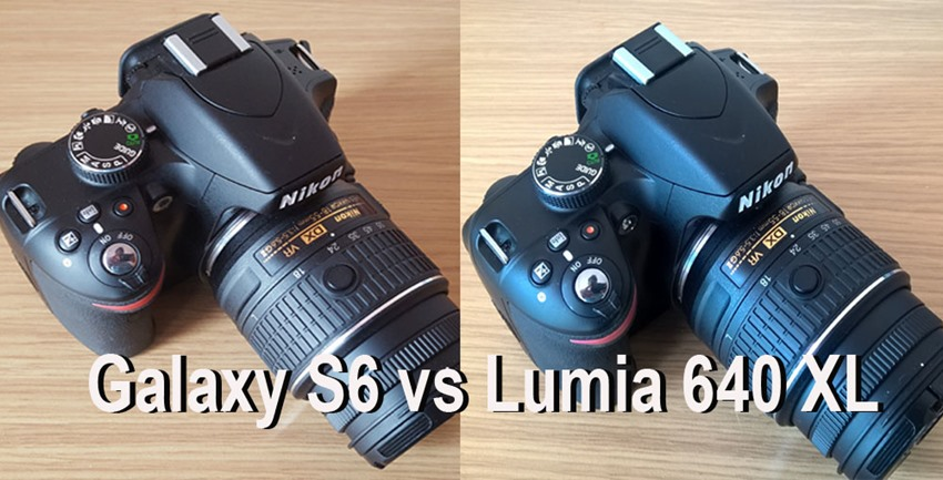 Lumia vs Galaxy