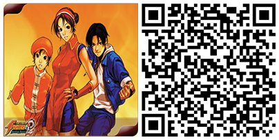 The King of Fighters EX2 QR