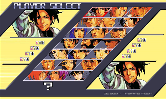 The king of fighters ex2 howling blood um cl 225 ssico do gameboy