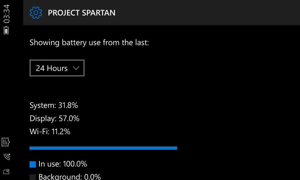 Bateria Windows 10 1
