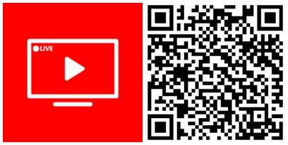 Live Stream Universal QR