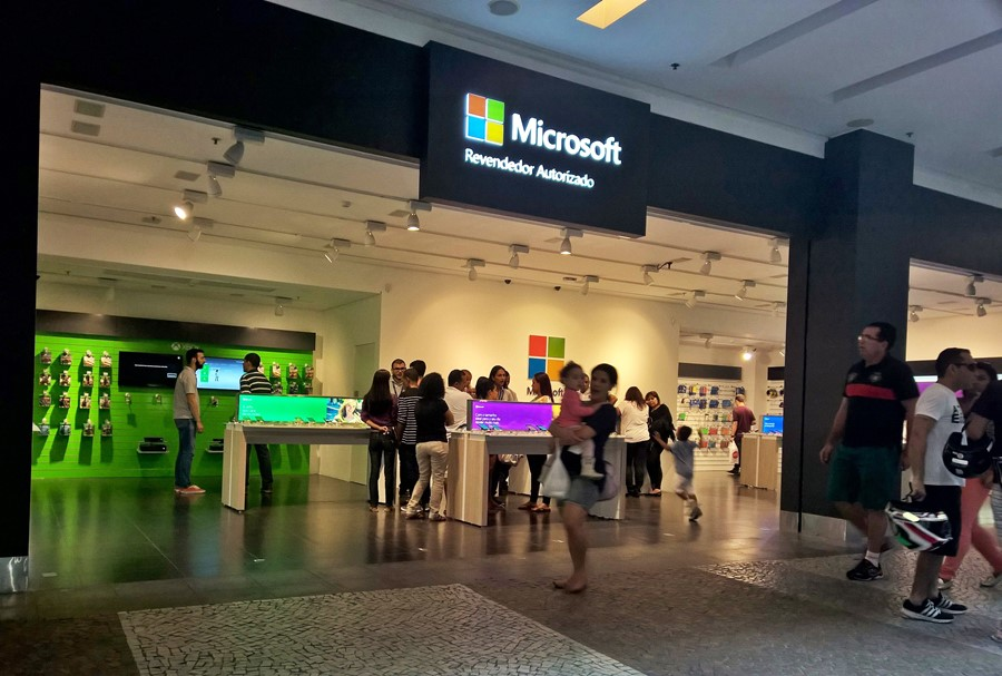 Microsoft Store Rio de Janeiro