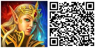 Warspear Online MMORPG QR