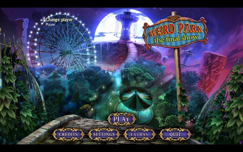 Weird Park 3 The Final Show 1