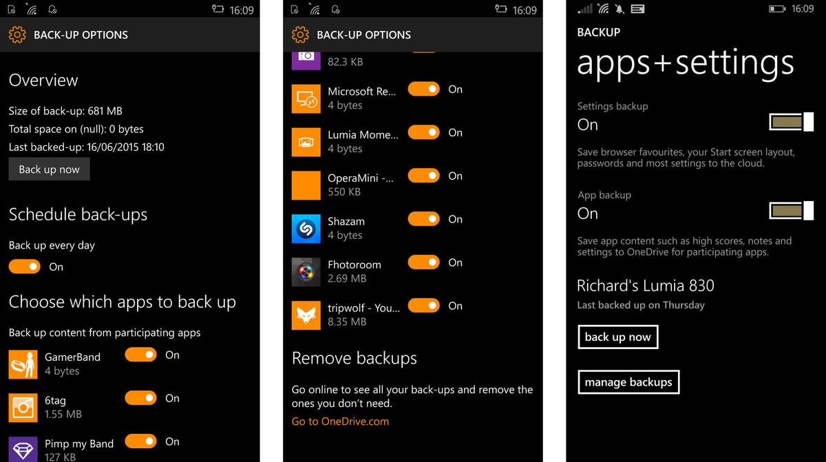 Как сделать резервное копирование с windows phone