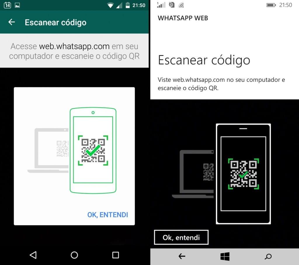 Whatsapp Web Whatsapp Windows Phone x Android