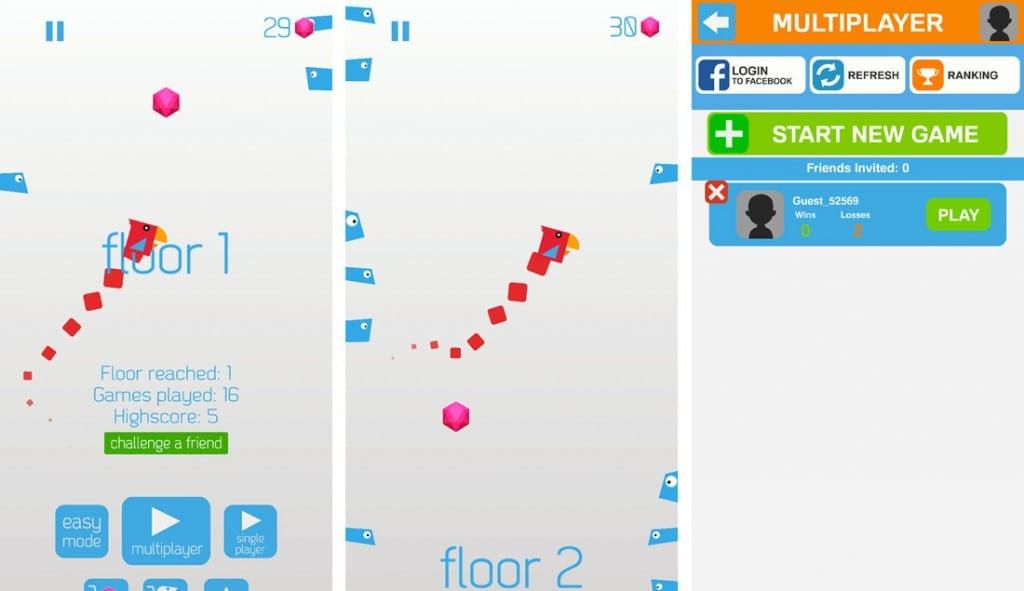 Bird_Climb_Game