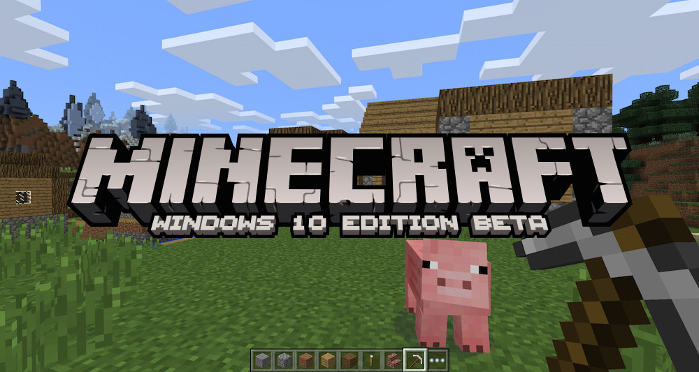 Minecraft_Windows 10